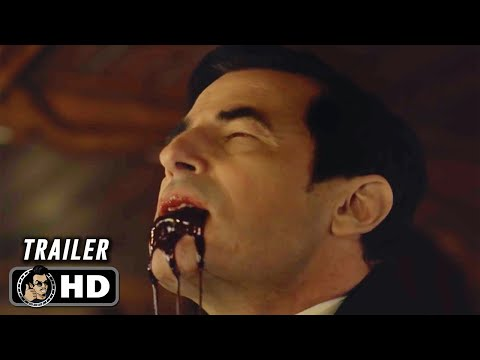 DRACULA Official Trailer (HD) Claes Bang