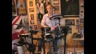 PierreDrums - So long Jimmy - James Blunt [Drums Cover]
