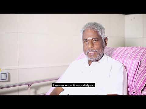Patient Story : Mr Raja Kumaresan