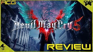 """Devil May Cry 5 Review """"Buy, Wait for Sale, Rent, Never Touch?"""""""