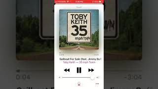 Tony Keith~Sailboat For Sale( feat. Jimmy Buffet)
