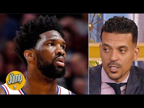 Download Something is wrong with the 76ers; 'they're not peanut butter and jelly' - Matt Barnes   The Jump Mp4 HD Video and MP3