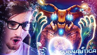 A CURE & AN EMOTIONAL GOODBYE (+ G.U.N DISABLE!) || Subnautica (Part 14)  Full Release