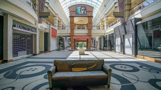 Exploring The Abandoned Cincinnati Mall - Annoyed Security