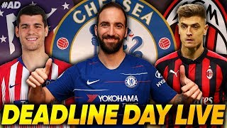 The Club That Has Had The Best Transfer Window Is... | Deadline Day Live