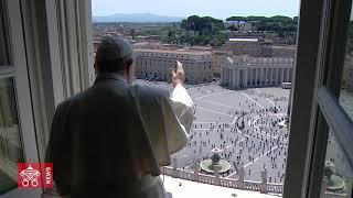 Papa Francisco: a emoção do reencontro depois de mais de dois meses!