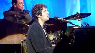 Josh Groban - Talking - Higher Window - Munich Philharmonie 30.09.2011 - München