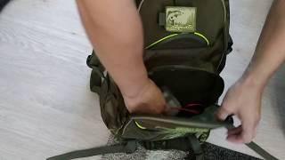Рюкзак для рыбалки aquatic р-40