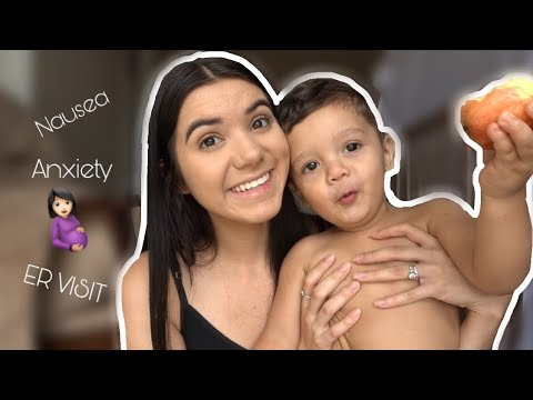 3-8 WEEK PREGNANCY UPDATE! | YOUNG MOM BABY #2!