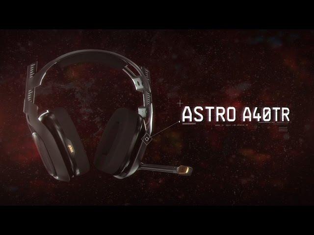 ASTRO A40 TR Mod Kit Blå Tilbehør KomplettBedrift.no