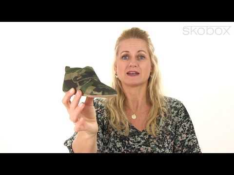 Bisgaard hjemmesko – Star Velcro hjemmesko (Army grøn) item no.: 12301999-35
