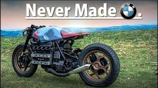 bmw k100 cafe racer top speed - TH-Clip