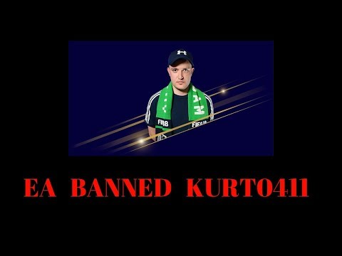FIFA 19 KURT0411 GOT BANNED ? (видео)