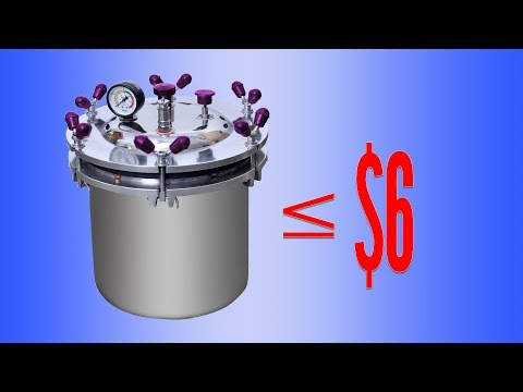 AUTOCLAVE only $6