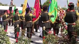 افغانستان نن د خپلواکۍ ۹۷ کلیزه لمانځي