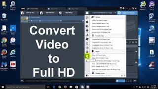 How to Convert any video format to MP4, AVI, h264, mov, flv with best app