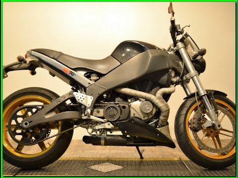 2006 Buell Lightning® Long XB12Ss in Wauconda, Illinois