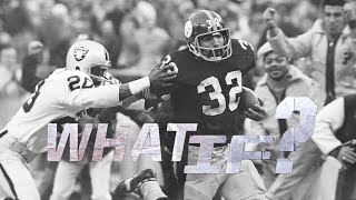 What If: The Immaculate Reception NEVER Happened?