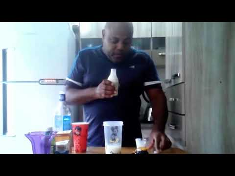 Como fazer Leite de Onça | Preto na cozinha|carnaval