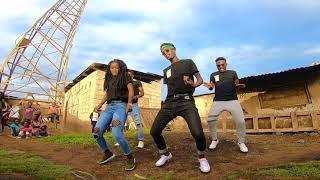 DopeNation x DJ Enimoney x Olamide - Naami (Dance Video) @Mubanga.culture Choreography w/ Afro3sixty