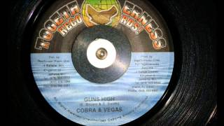 Cobra & Mr. Vegas - Guns High [Vinyl]