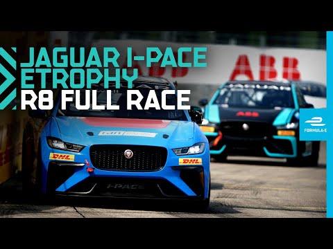 Live Race: Jaguar I-PACE eTROPHY Round 7