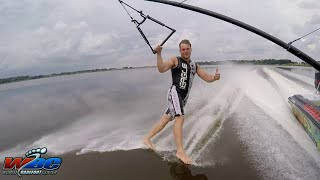 Barefoot Waterskiing: Crank It Up!