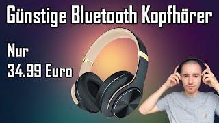 Günstige Bluetooth Kopfhörer [Over Ear]