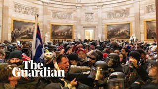America shaken after pro-Trump mob storms US Capitol building