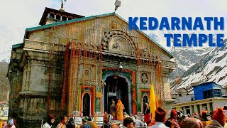 Kedarnath Temple at Uttarakhand
