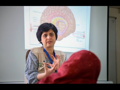 Mental Health Training in Gaza