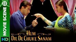 Salman & Aishwarya | Awesome love scene in bollywood history