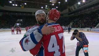 Skyfall. Game Under Five. Red Army 2-3 SKA (WCF Game 7)