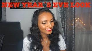 ለበአል የሚሆን ደመቅ ያለ ሜካኘፕ አሰራር ከማብራሪያ ጋርNew Year´s Eve Makeup Look I yenafkot lifestyle