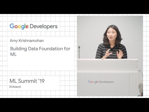 Building data foundation for ML - Kirkland ML Summit '19