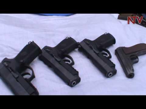 OKUWANDIISA EMMUNDU: Poliisi erabudde abo abaneesisiggiriza