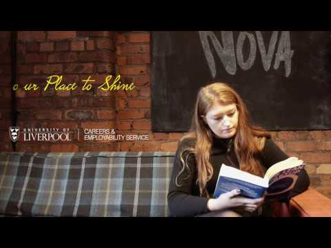 University of Liverpool: Your Place To Shine, Tara Joyce