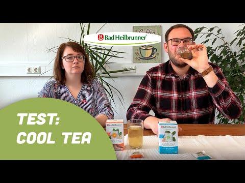 FROG.coffee testet: Bad Heilbrunner Cool Tea | Produkttest