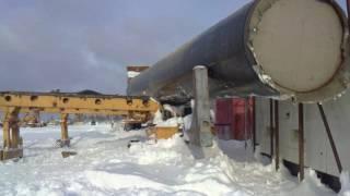 трубосварачная база(Сахалин 2010-2011)