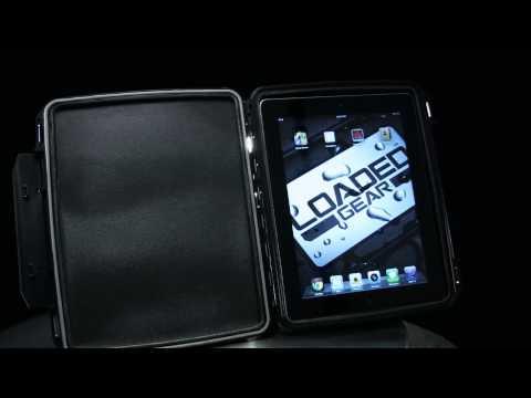 Loaded Gear HD-10 Protective iPad and Tablet Hard Case by Barska
