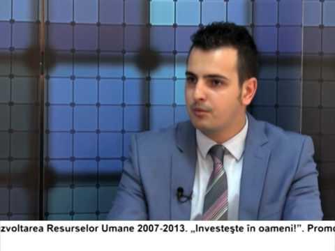 (VIDEO) Locuri de muncă pentru TINEri în București Ilfov și regiunea Vest – VALENTIN VOICU (E19)