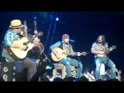 Zac Brown Band - Amie (acoustic cover of Pure Prairie League original)