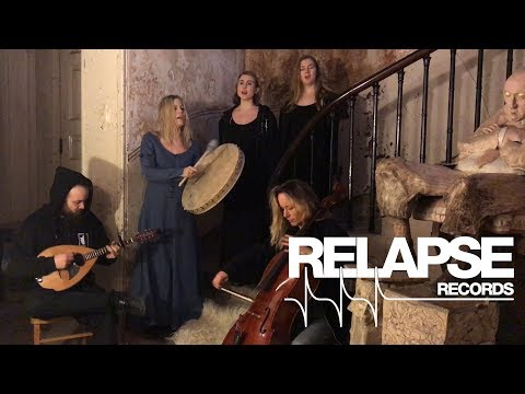 MYRKUR - Fager Som En Ros online metal music video by MYRKUR