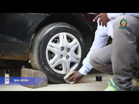 Dressing for Tyres
