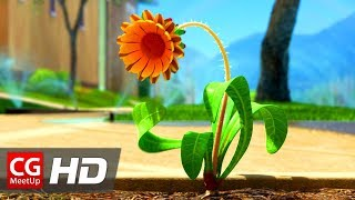 "CGI Animated Short Film ""Weeds Short Film"" by Kevin Hudson"