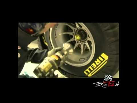 L'importanza del dado ruota in Formula 1
