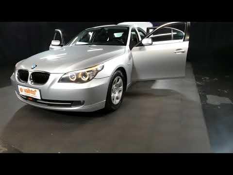 BMW 5-sarja 520 i A E60 Sedan, Sedan, Automaatti, Bensiini, GHV-189
