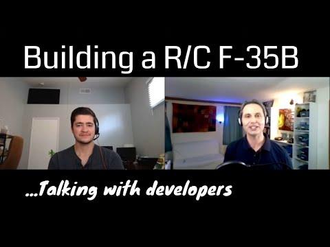 Building F-35B