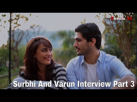 Qubool Hai | Varun Loves To Argue | Surbhi And Varun Interview | Part 3 | Screen Journal