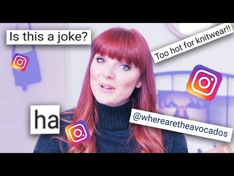 Your Instagram Comments in a Song!